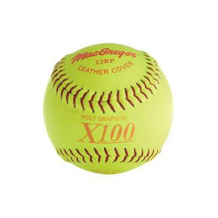 Poly-Core Slow Pitch Softball - Set of 12