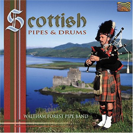 Scottish Pipes and Drums (CD) (Highland Pipes Drums)