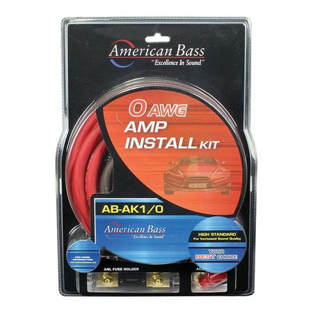Car Amp Wiring Kit, O Gauge Amplifier Auto Installation Car Amp Wire Walmart Amp Wiring Kit on