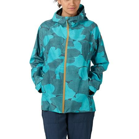 Burton Women's Gore-Tex 2L Day-Light Jacket, Everglade Pond Camo, Small thumbnail