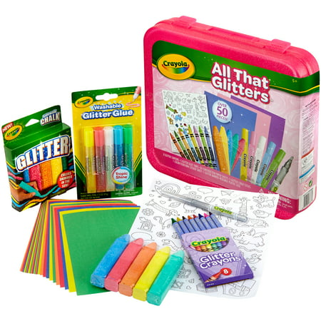 Crayola Inspiration Art Case - All That Glitters