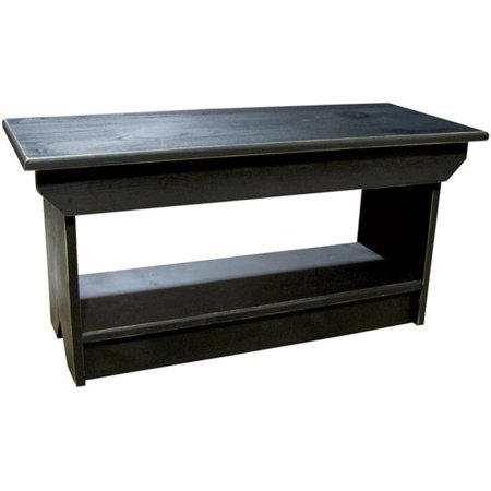 Sawdust City Coffee Table or Bench, Cottage (City Table)