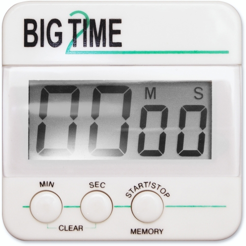 Ashley Big Time Digital Timer by Ashley Productions, Inc
