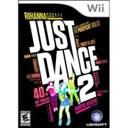 Refurbished Just Dance 2 For Wii Music
