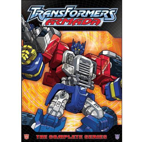 Transformers Armada: The Complete Series GTEDSF14797D