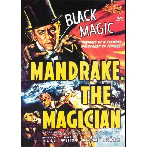 Mandrake The Magician (1939) (Full Frame)