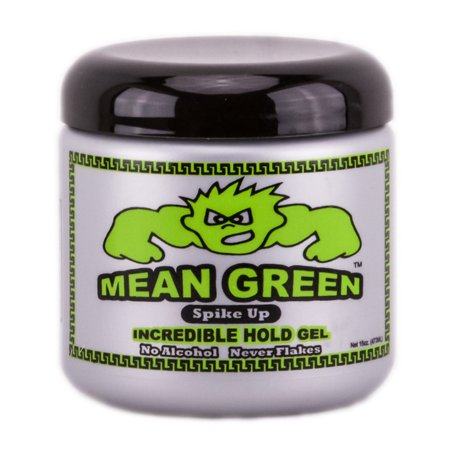 Geo Green (Champkom Champion HairCare Mean Green Incredible Hold Gel (Size : 16 oz))