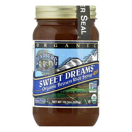 Lundberg Gluten Free Organic Brown Rice Syrup  21 Oz  Pack Of 12