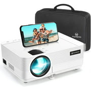 VANKYO Leisure 470 Mini Wifi Projector, 250'' Large Screen and 1080P Supported LCD Home Theater Projector