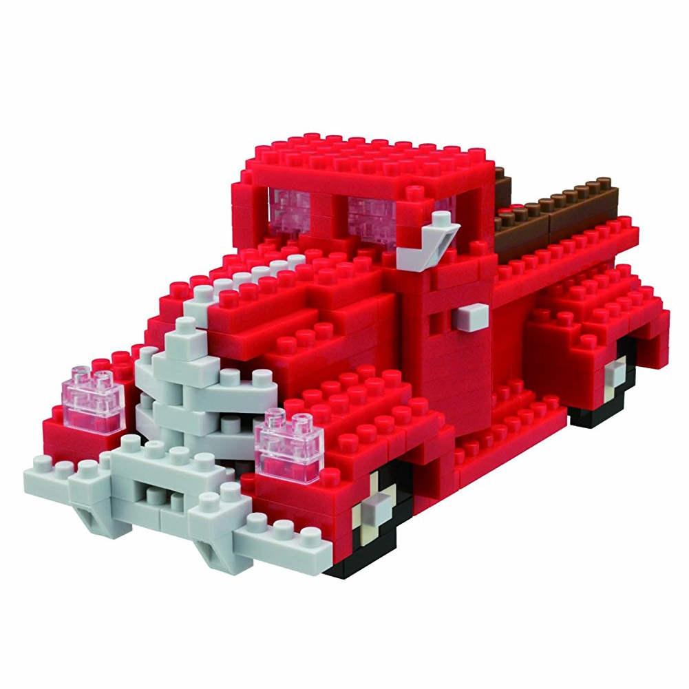 Nanoblock Classic Pick Up 3D Puzzle by nanoblock
