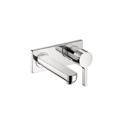 Hansgrohe Metris S Single Handle Wall Mounted Kitchen Faucet
