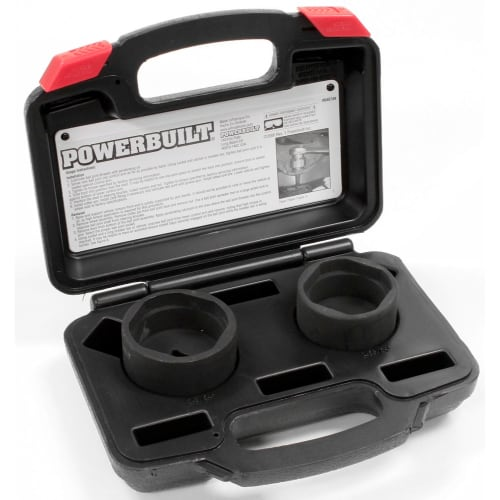 Powerbuilt 648749 Specialty Ball Joint Socket Tool Set, Kit Number 32