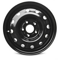 "Road Ready 15"" Steel Wheel Rim For 2013-2020 Nissan NV200"