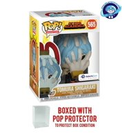 Funko Pop Animation: My Hero Academia Tomura Shigaraki Galactic Toys Exclusive w/ Pop Protector
