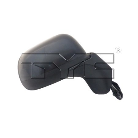 Go-Parts » 2014 Nissan Versa Note Side View Mirror Assembly / Cover / Glass - Right (Passenger) Side - (S + S Plus + SL + SV) 96301-3WC0B NI1321252 Replacement For Nissan Versa