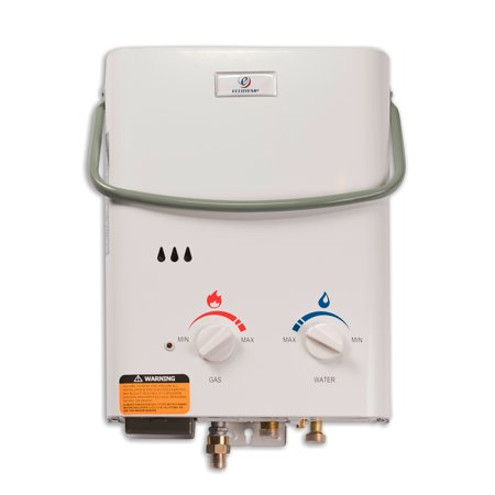 Eccotemp L5 1.3 GPM Liquid Propane Portable Tankless Water Heater