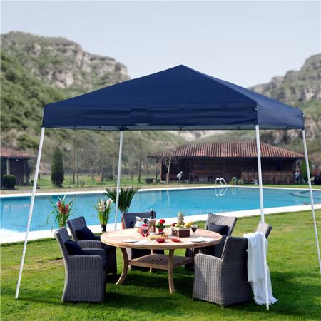 Zimtown 8 X8 Canopy Tent Ez Pop Up Wedding Party Tent