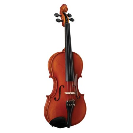 becker 1000 violin 1/2, polished gold brown