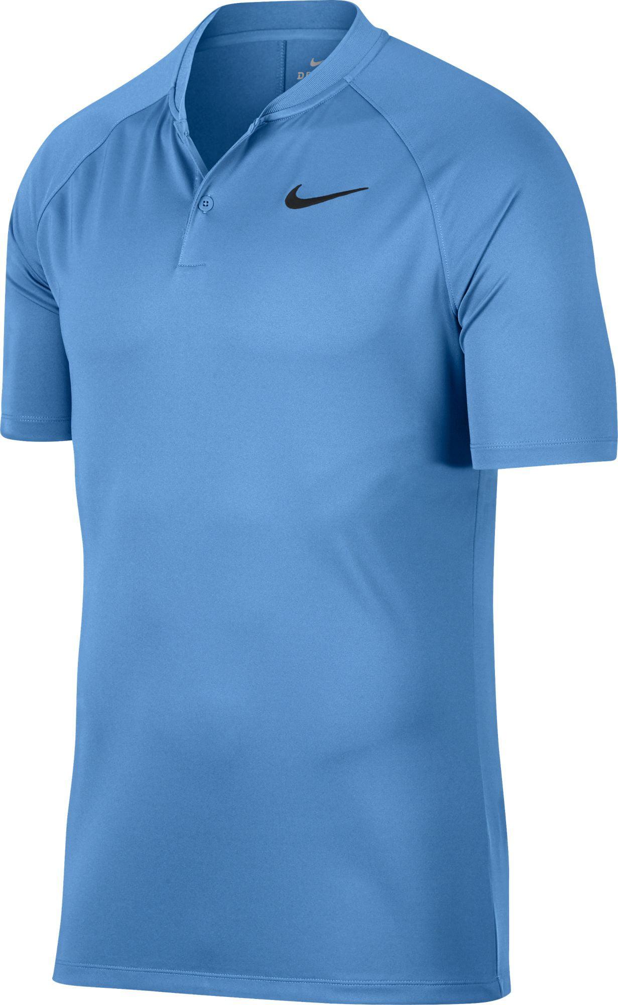Nike Men's Dry Momentum Blade Collar