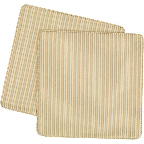 Surefit Chenille Stripe Pillow Shells, 2pk