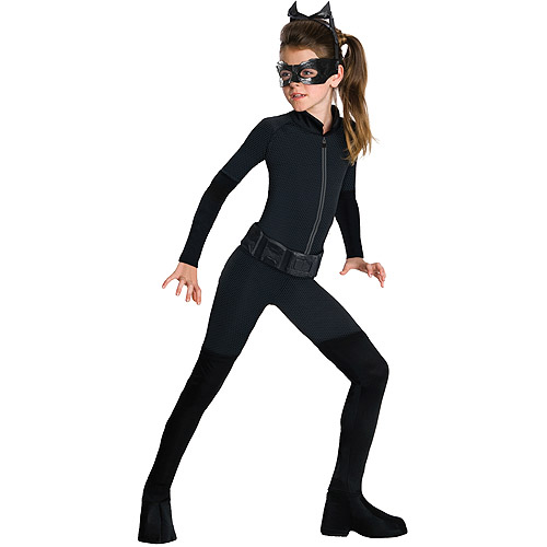 Catwoman Teen Halloween Costume