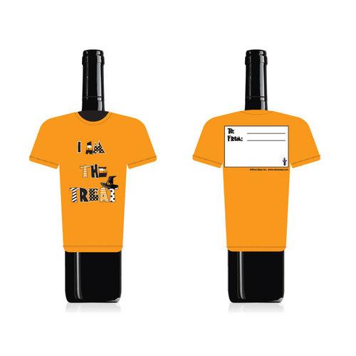 Wine Wear B010 Treat Wine Bottle Wear