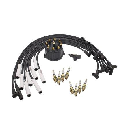 ACCEL TST24 Distributor Cap / Rotor Kit / Spark Plug / Spark Plug Wire Kit