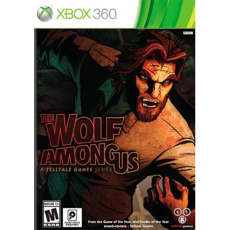 Image of The Wolf Among Us (Xbox 360)