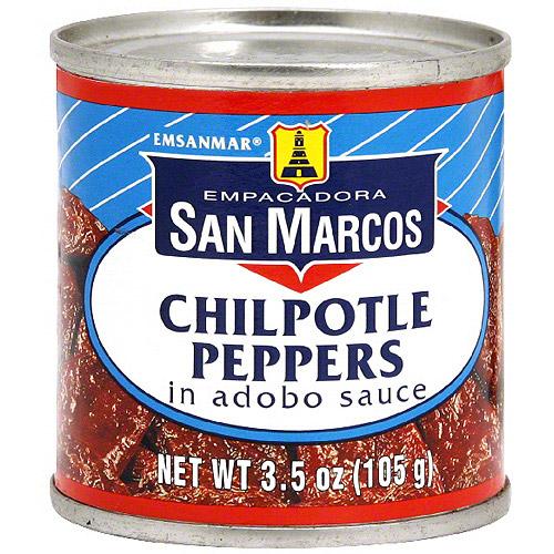 Empacadora San Marcos Chipotle Peppers I