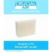 Duracraft & Kenmore Humidifier Wick Filter Fits AC-809, DH803, D09-C & AC815