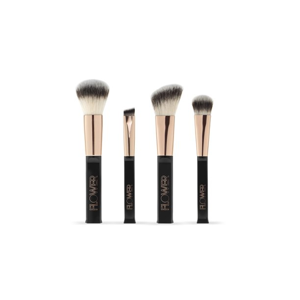 Flower Ultimate Travel Brush Set, 5 pc
