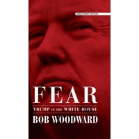 Fear: Trump in the White House (Hardcover)(Large Print)