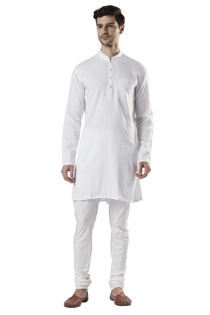 Details about  /Indian 100/% Cotton Traditional Wear Brown Solid Long Sleeve Men/'s Kurta Pajama
