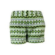 INC International Concepts Women's Printed Cuffed Shorts