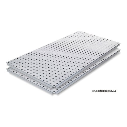 Alligator Board Steel Panels - 2 Pack