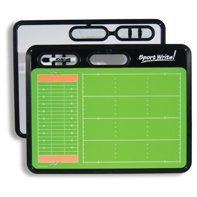 Olympia Sports GE265P Sport Write Classic Clipboard - Football
