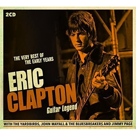 Guitar Legend: Very Best of the Early Years (CD)