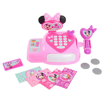 Minnie's Happy Helpers Bowtique Cash Register (Easy Cash Register)