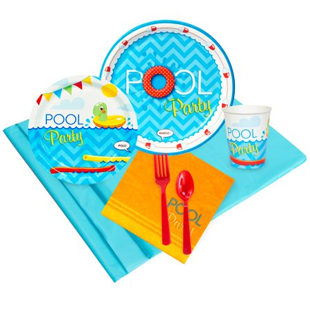 Splashin' Pool Party Pack (Pool Party Pack)