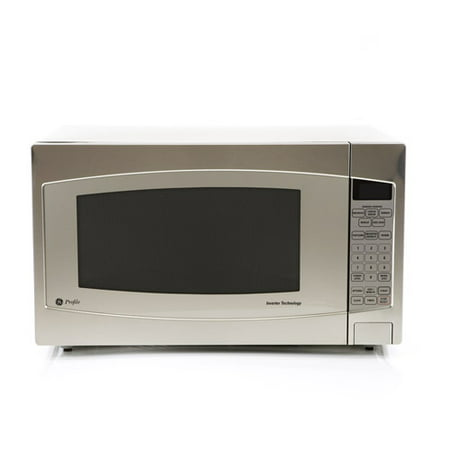 GE Profile 2.2 Cu. Ft. Countertop Microwave Oven Home Garden Household ...
