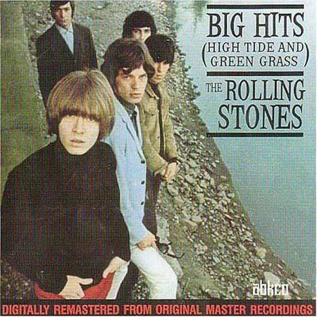 High Point Traditional Vinyl - Big Hits: High Tide & Green Grass (Vinyl)