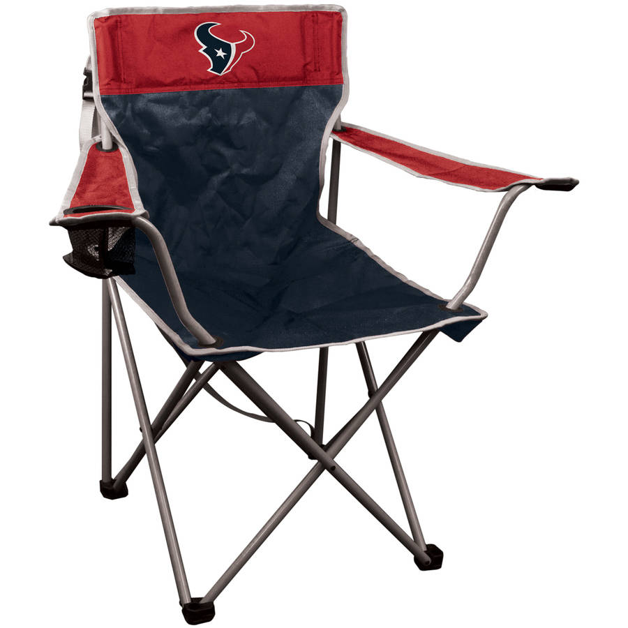 NFL Houston Texans Halftime Quad Chair by Rawlings
