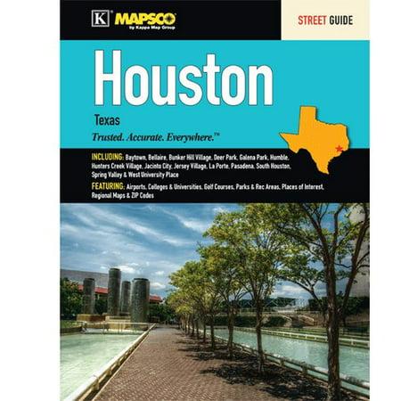 Universal Map Houston TX Atlas (Cyclone Anayas Mexican Kitchen Houston Tx 77024)