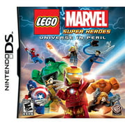 Lego: Marvel Super Heroes: Universe in Peril (DS)