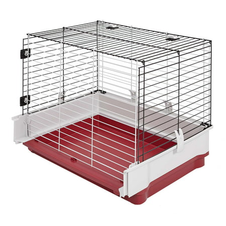 Wire Hutch for Deluxe Wabbitat Rabbit Cage
