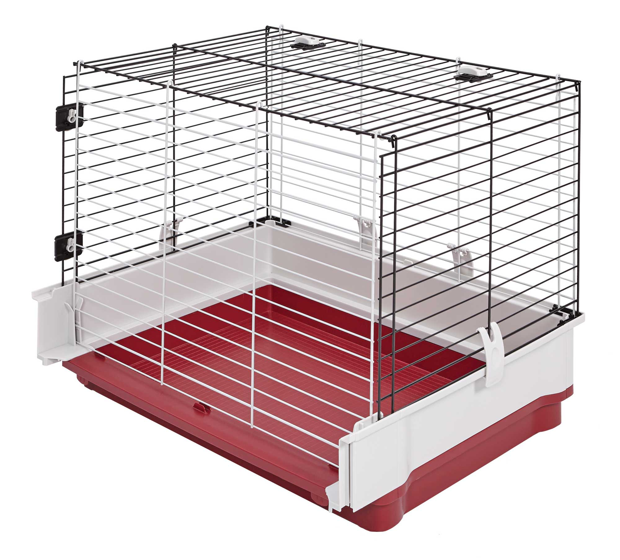 Wire Hutch for Deluxe Wabbitat Rabbit Cage