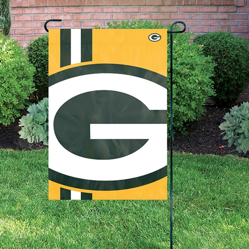 Green Bay Packers Official NFL Garden Flag by Party Animal 163209