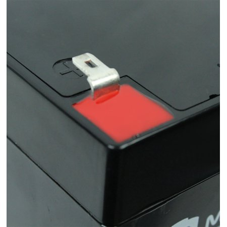 12V 5AH SLA Battery Replacement for Deltech PRM1500A - image 2 de 6