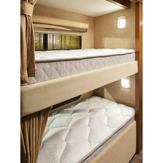 denver mattress rv collection rest easy plush mattress 5 deep. Black Bedroom Furniture Sets. Home Design Ideas