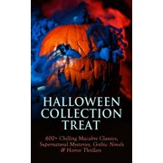 HALLOWEEN COLLECTION TREAT - eBook